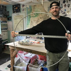 Simple Plankton Net 100 cm Diameter