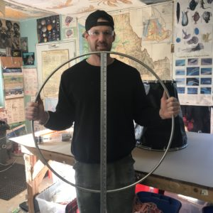 Simple Plankton Net 75 cm Diameter