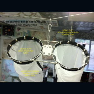 Bongo Plankton Net 30 cm Diameter