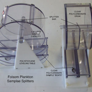 "Sample ""Boats"" For Folsom Sample Splitter"