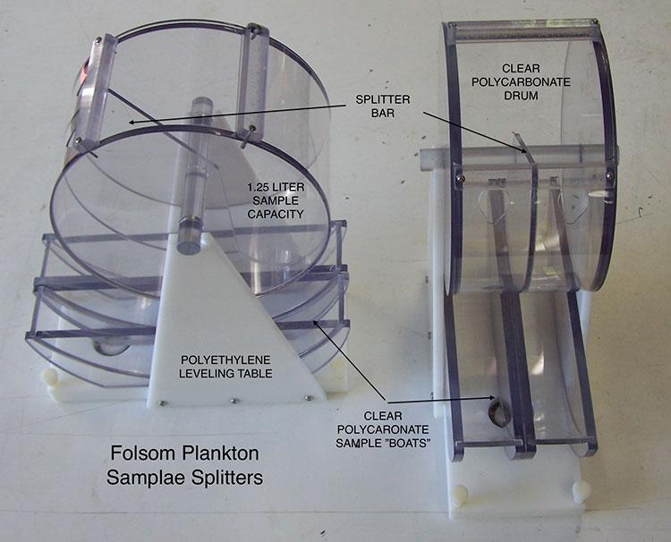 """Sample """"Boats"""" For Folsom Sample Splitter"""