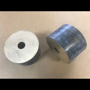 Gravity Weights for Universal Corer