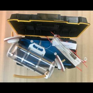 Horizontal Water Sampler Clear