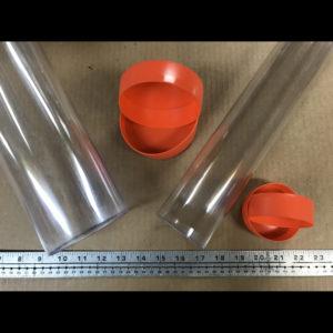 Polycarbonate Core Barrels