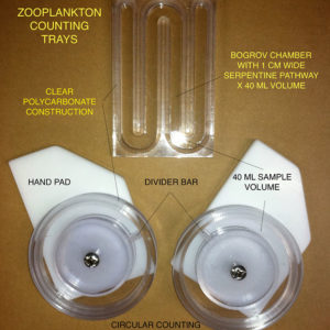 Zooplankton Counting Tray